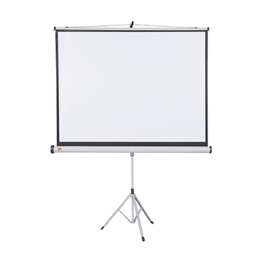 Nobo Tripod screen 150x114cm    A