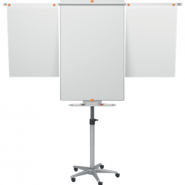 Nobo Classic Nano Clean™ Mobile Easel including extendable display arms      A